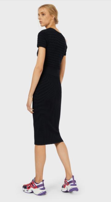 Emporio Armani - Robes Mi-longues pour FEMME online sur Kate&You - 3H2AT42M17Z10922 K&Y8180
