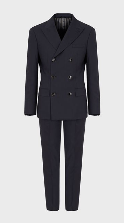 Giorgio Armani Suit Jackets Kate&You-ID9802
