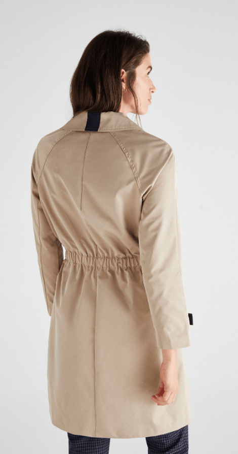 Cortefiel - Trench & Raincoats - for WOMEN online on Kate&You - 6617441 K&Y7273