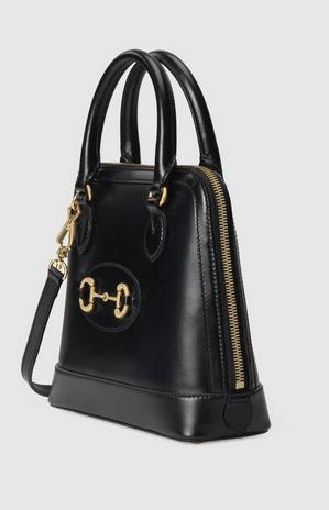 Gucci Tote Bags Sac à main détail Gucci Horsebit 1955 petite taill Kate&You-ID8378