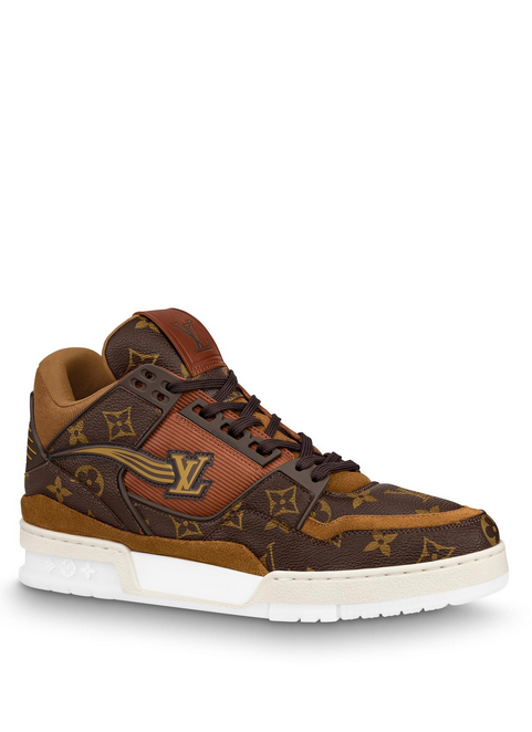 Louis Vuitton - Trainers - LV Trainer for MEN online on Kate&You - 1A8AA8 K&Y8767