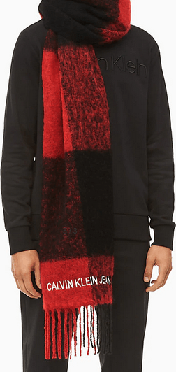 Calvin Klein - Écharpes pour HOMME online sur Kate&You - K50K505103 K&Y3605