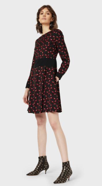 Emporio Armani - Vestiti corti per DONNA online su Kate&You - 5NA1CT525201099 K&Y8183