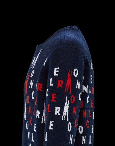 Moncler - Pulls pour HOMME online sur Kate&You - 0919041700A9045778 K&Y1993