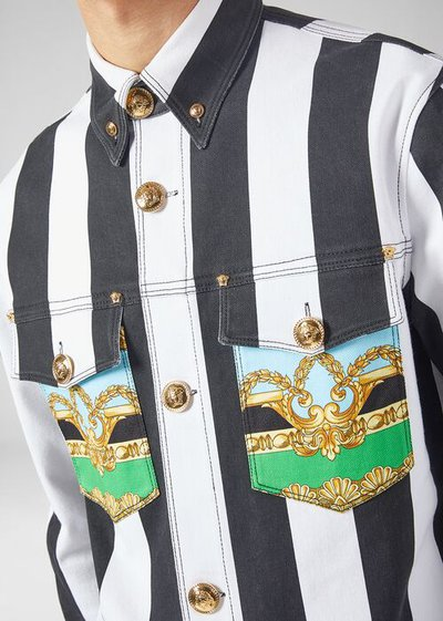 Versace - Shirts - for MEN online on Kate&You - K&Y2304