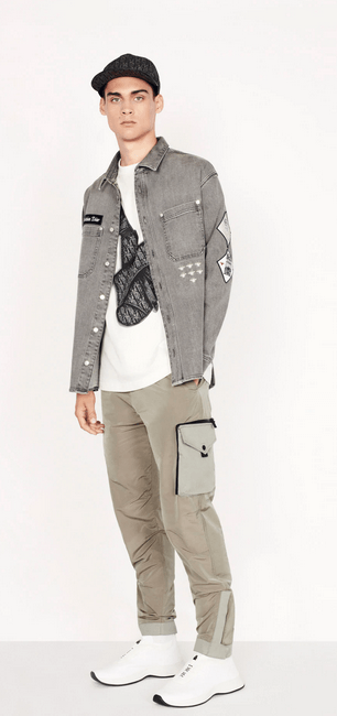 Dior - Baskets pour HOMME online sur Kate&You - 3SN258YTQ_H000 K&Y5620