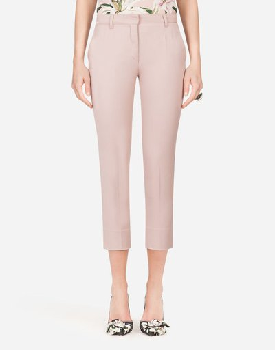 Dolce & Gabbana Straight Trousers Kate&You-ID1955