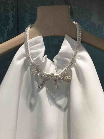 Miu Miu - Robes Courtes pour FEMME Faille Cady Ric online sur Kate&You - MF3389 K&Y1523