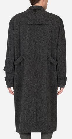 Dolce & Gabbana - Cappotti monopetto per UOMO online su Kate&You - K&Y9156