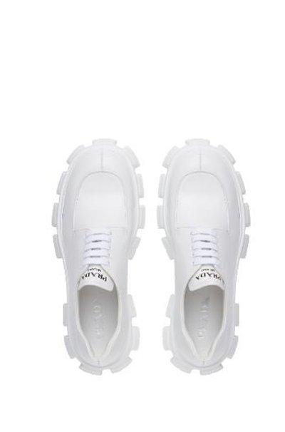 Prada Lace-Up Shoes Kate&You-ID11367