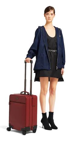 Prada - Bagages et sacs de voyage pour FEMME online sur Kate&You - 2VQ004_9Z2_F0216_V_OOK K&Y9220