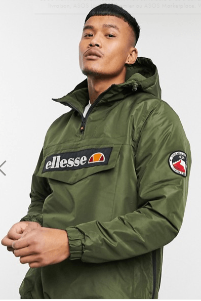 Ellesse Bomber Jackets Kate&You-ID7246
