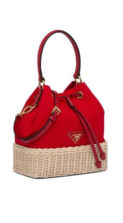 Prada - Shoulder Bags - for WOMEN online on Kate&You - 1BE039_2E28_F0B67_V_OOO K&Y11306