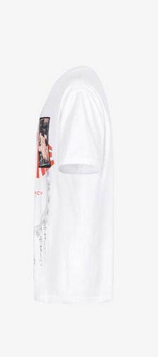 Givenchy - T-Shirts & Débardeurs pour HOMME online sur Kate&You - BM70ZF3002-100 K&Y9648