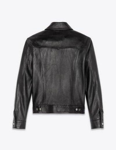 Yves Saint Laurent - Leather Jackets - for MEN online on Kate&You - 529949YC2OC1000 K&Y11664