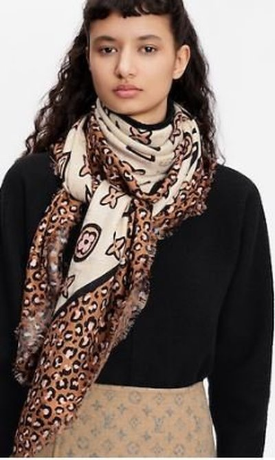 Louis Vuitton - Scarves - for WOMEN online on Kate&You - M00410 K&Y12314