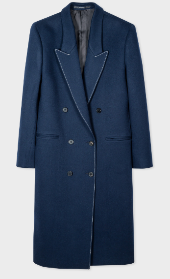 Paul Smith - Double Breasted & Peacoats - for WOMEN online on Kate&You - W1R-177CR-E00129-26 K&Y10564