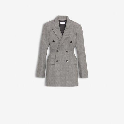 Balenciaga Fitted Jackets Kate&You-ID2534
