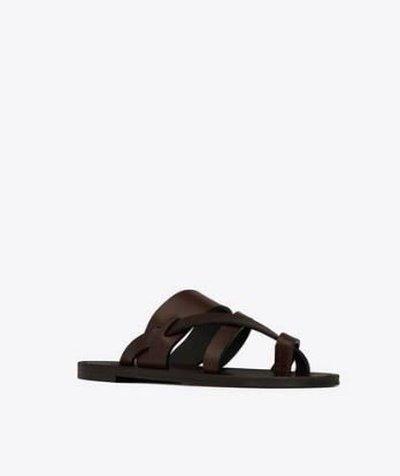 Yves Saint Laurent - Sandals - for MEN online on Kate&You - 671904DWE006023 K&Y11514