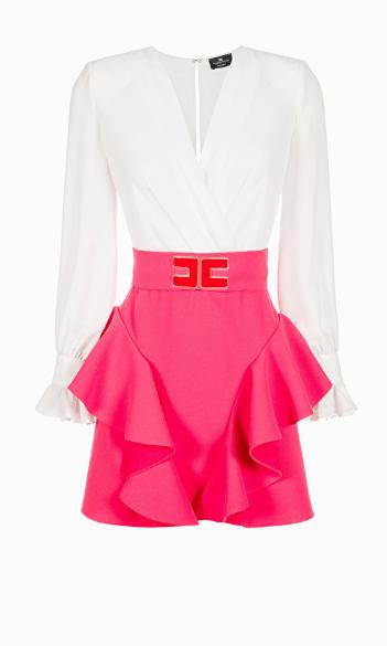 Elisabetta Franchi Short dresses Kate&You-ID7144