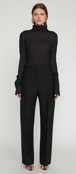 Jil Sander - Pantaloni slim per DONNA online su Kate&You - JSPR301625-WR201000 K&Y9814