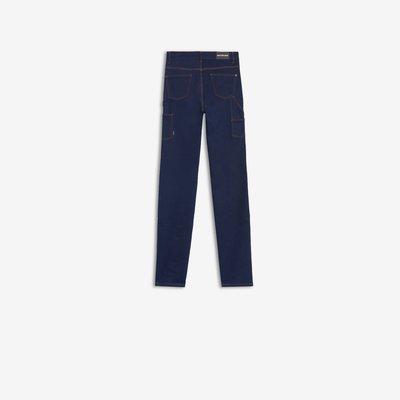 Balenciaga - Jeans Larges pour HOMME online sur Kate&You - 571424TEW234001 K&Y2202