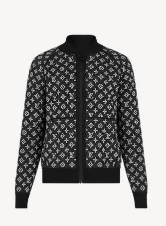 Louis Vuitton Bomber Jackets Kate&You-ID10364