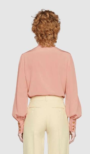 Рубашки - Gucci для ЖЕНЩИН онлайн на Kate&You - 609469 ZAAOG 5903 - K&Y6384