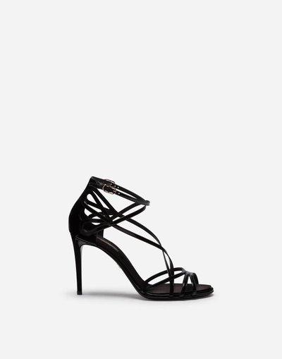 Dolce & Gabbana - Sandales pour FEMME online sur Kate&You - CR0864AA80380999 K&Y1954