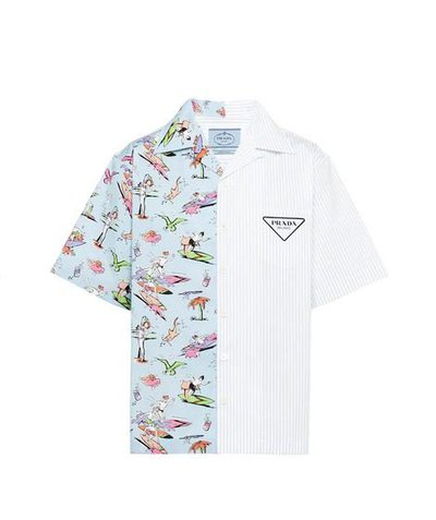 Prada Shirts Kate&You-ID10922