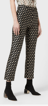 Giorgio Armani Slim-Fit Trousers Kate&You-ID9368