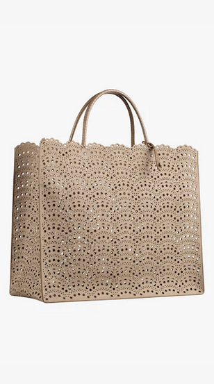 Azzedine Alaia - Borse tote per DONNA Garance 42 online su Kate&You - AS1G268RCO25 K&Y8708