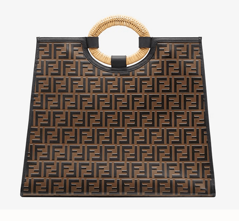 Fendi - Tote Bags - for WOMEN online on Kate&You - 8BH351A652F0H3C K&Y7653