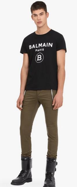 Balmain - T-shirts & canottiere per UOMO online su Kate&You - K&Y7776