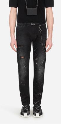 Dolce & Gabbana - Slim jeans - for MEN online on Kate&You - K&Y9157