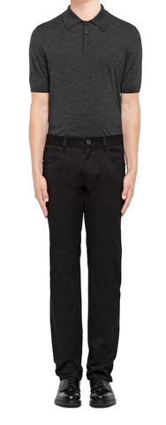Prada - Regular Trousers - for MEN online on Kate&You - GEP327_1W4P_F0557_S_202 K&Y9433