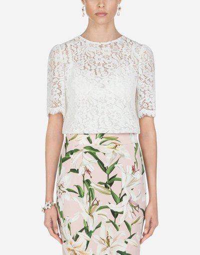 Рубашки - Dolce & Gabbana для ЖЕНЩИН онлайн на Kate&You - F7R56THLMQQW3789 - K&Y1952