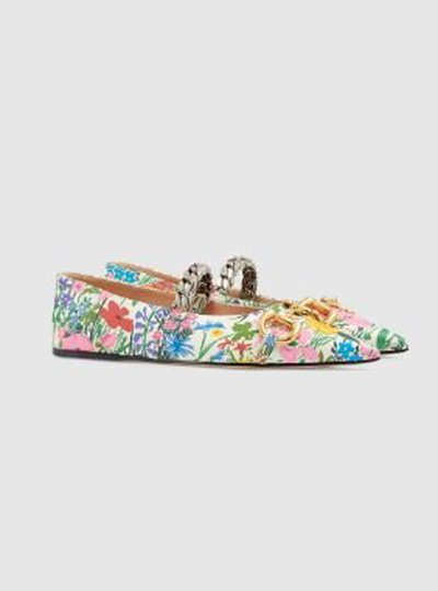 Gucci - Ballerina Shoes - for WOMEN online on Kate&You - 647605 2L300 9251 K&Y11243