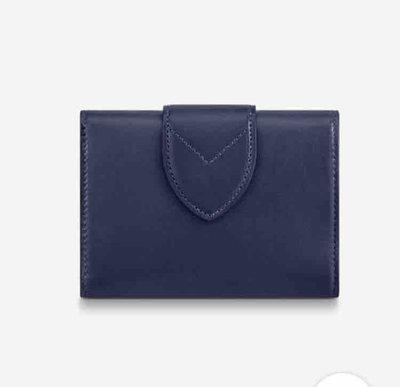 Louis Vuitton - Portefeuilles & Pochettes pour FEMME COMPACT LV PONT 9 online sur Kate&You - M69175 K&Y9724