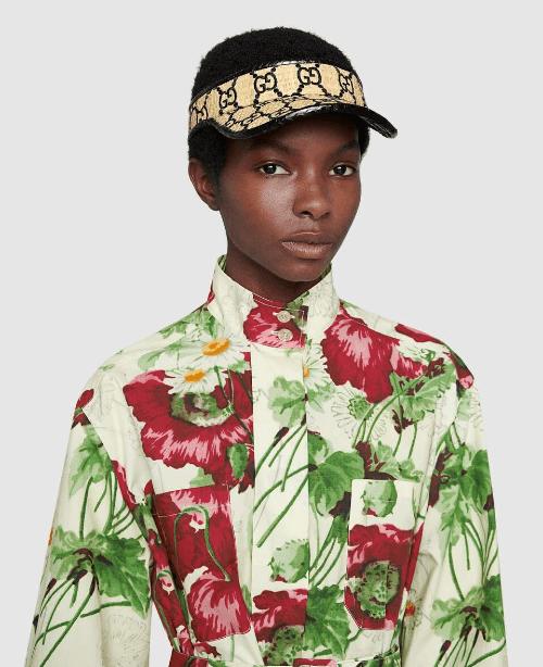 Gucci - Cappelli per DONNA online su Kate&You - 577902 3HH38 9260 K&Y7002