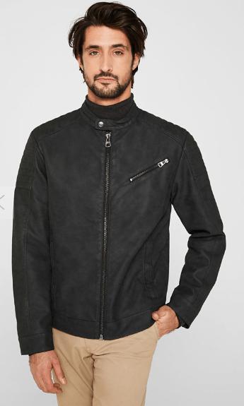 Кожаные куртки - Esprit для МУЖЧИН онлайн на Kate&You - 129EE2G007 - K&Y7195