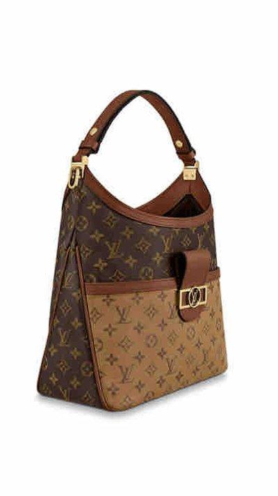 Louis Vuitton - Sac à main pour FEMME DAUPHINE HOBO MM online sur Kate&You - M45195 K&Y8209