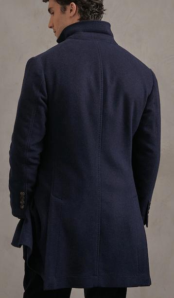 Brunello Cucinelli - Manteaux Classiques pour HOMME online sur Kate&You - SKU 202MT4979039 K&Y8978