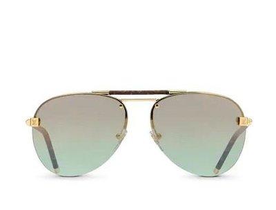 Louis Vuitton - Lunettes de soleil pour HOMME online sur Kate&You - Z1108W K&Y4583