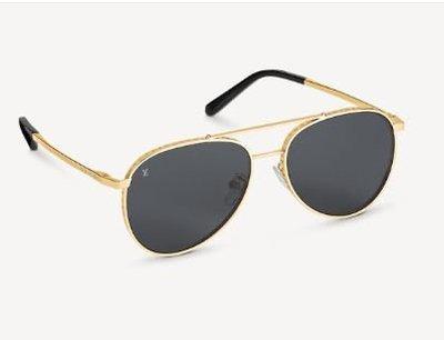 Louis Vuitton Солнцезащитные очки CATCH PILOT Kate&You-ID11002