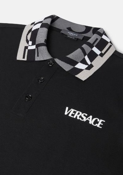 Versace - Polo Shirts - for MEN online on Kate&You - 1001554-1A01154_1B000 K&Y12161