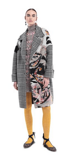 Missoni Single Breasted Coats Kate&You-ID9847