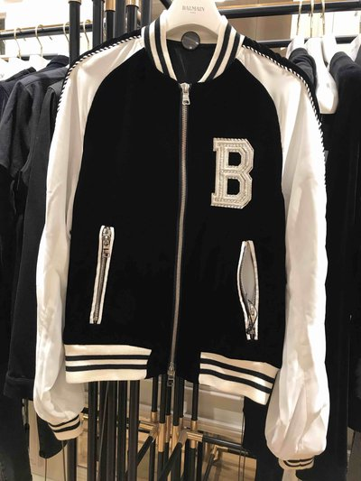 Balmain Lightweight jackets Teddy  Kate&You-ID1988