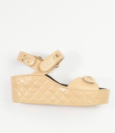 Chanel - Sandals - for WOMEN online on Kate&You - G37455 X56169 0K690 K&Y11403