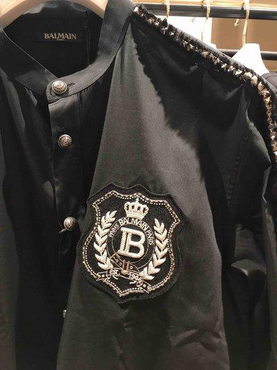 Balmain - Camicie per UOMO online su Kate&You - SH02121 K&Y1989